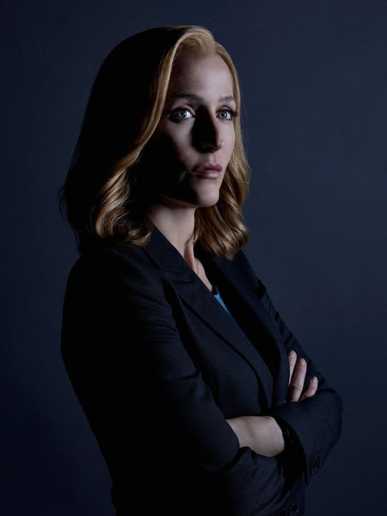 The X-Files  A small gallery of cast photos has been released—you can find more at the link.