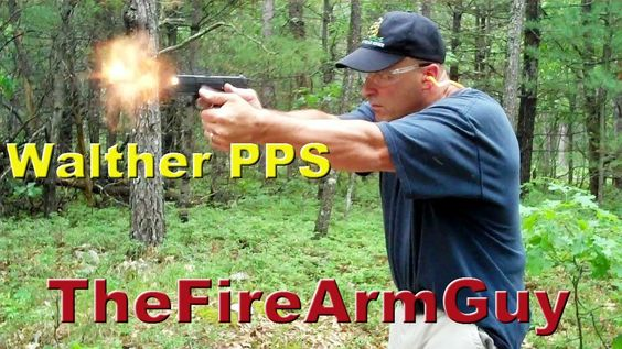 Walther PPS 9mm - Great Concealed Carry Choice - TheFireArmGuy Find our speedloader now! http://www.amazon.com/shops/raeind