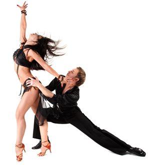 image Sexy latina dancing salsa webcam
