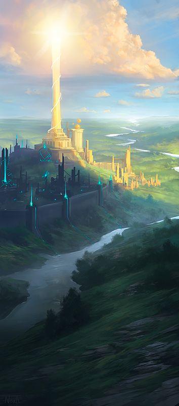 city fantasy: