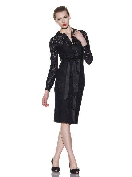 D&G Lace Shirt Dress - $270 at MyHabit. (Regular price: $770.)