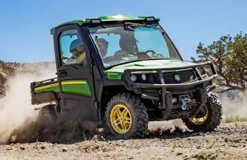 John Deere Gator Prices >> Pin On Farm Tractors