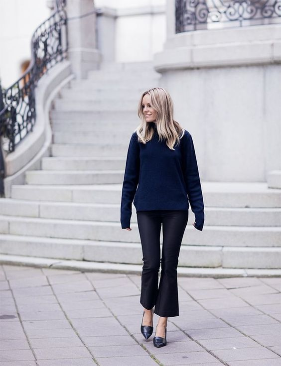 6 Ways To Style Next Season's Big Thing: Kick Flare Trousers