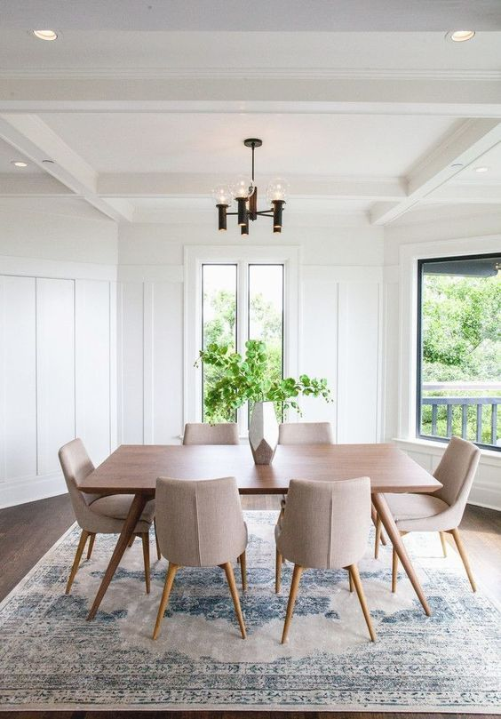 Dining Room Trends Modern Design Dining Tables Is The Ultimate Source Of Inspiration For Every Dining Room Small Modern Dining Room Transitional Dining Room