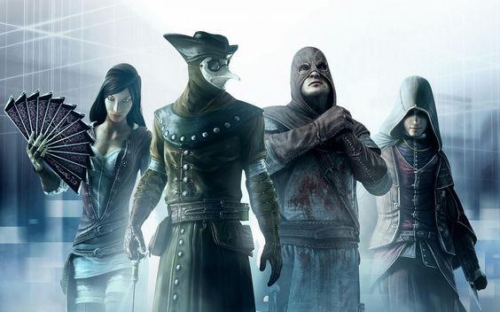 2011 Assassins Creed Brotherhood HD Desktop Wallpaper