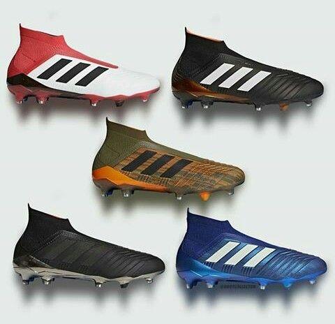 All adidas Predator 18 MasterControl | Adidas soccer shoes, Adidas ...