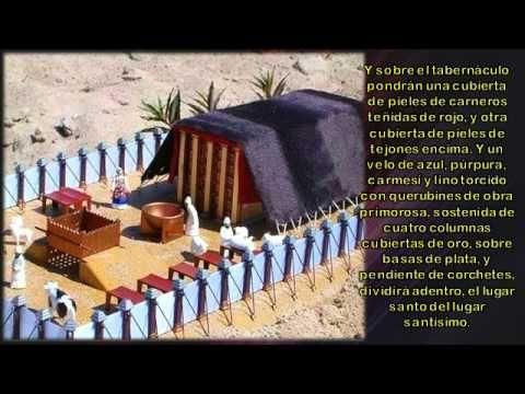 SERIE MOISES Y EL TABERNACULO