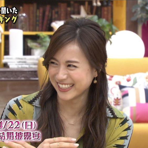 最高の笑顔の笹川友里