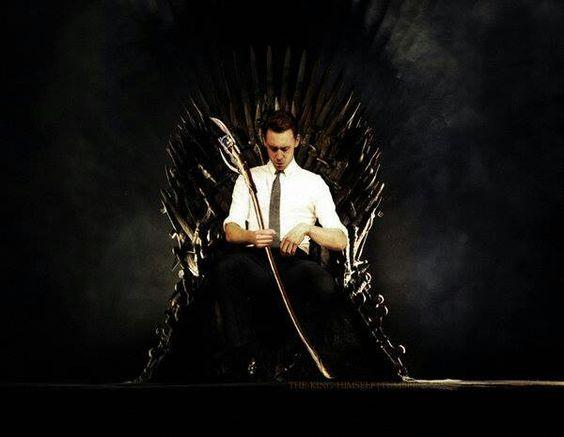 Loki ~ Throne