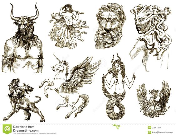 greek mythology paper Roman mythology and gods paper - free download as word doc (doc / docx), pdf file (pdf), text file (txt) or read online for free.