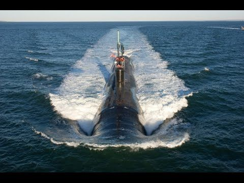 A Frightening Thought: China Erodes America's Submarine Advantage