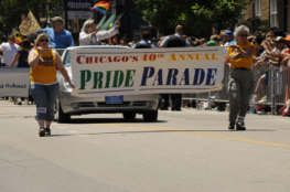 chicago pride!