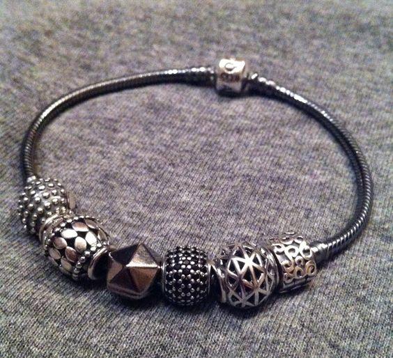 Pandora Mens Jewelry: Men's Fashion & Style