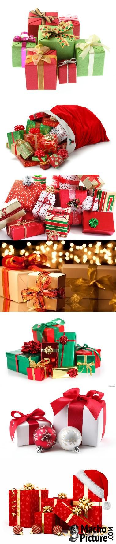 Christmas gifts - 8 PHOTO!