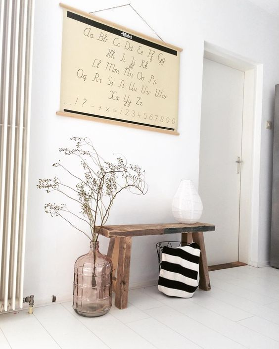 Vaas Ruit oudroze staat prachtig, Manon! #kwantum #vaas #wonen #interieur