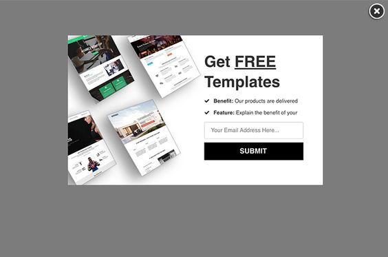 15 best ClickPop 25pk images on Pinterest Template, Free and Website - contact details template