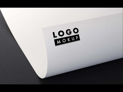 How To Create Logo Mockup In Photoshop Hindi Youtube Logo Mockup Create A Logo Photoshop