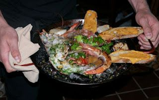Sapere Aude, Incipe!: The Art of Paella - Seafood @revelResorts @GarcesGroup