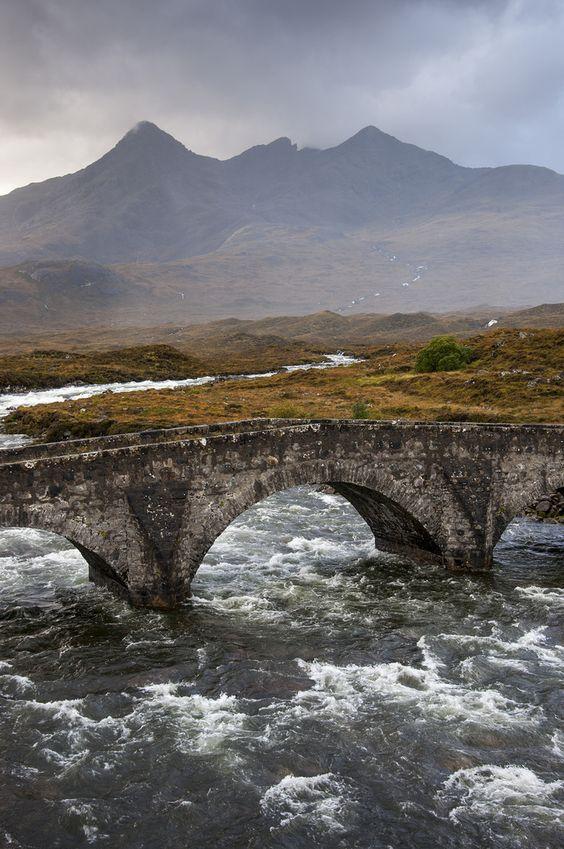 Sligachan, Isle of #Skye, #Scotland by Keartona Love the Isle of Skye