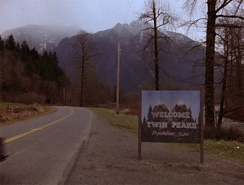 Happy Anniversary, Twin Peaks! The pilot episode aired 25 years ago today, on April 8th, 1990.