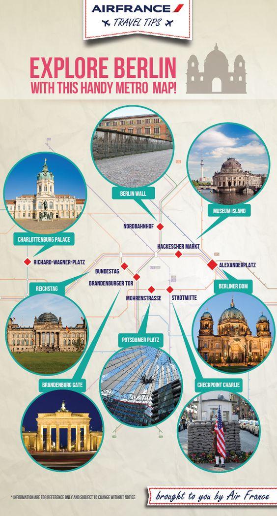 #Berlin handy #metro map