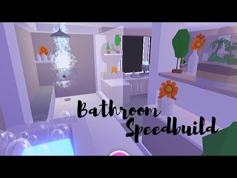Bathroom Roblox Adopt Me House Ideas Bathroom Speedbuild Adopt Me Roblox Youtube In 2020 Simple Bedroom Design Cute Bathroom Ideas Cute Room Ideas