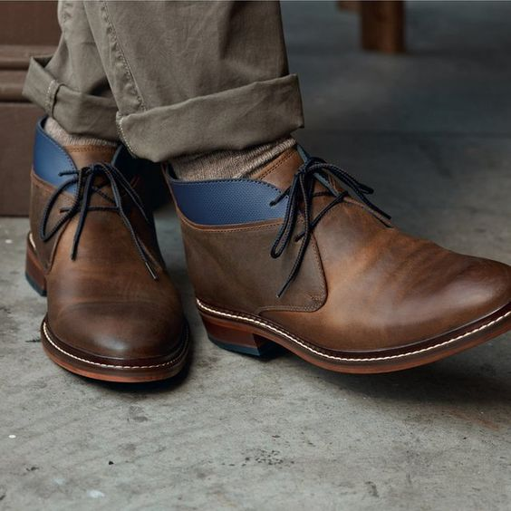 Air Colton Winterized Chukka Boot by Cole Haan | The old, Man ...