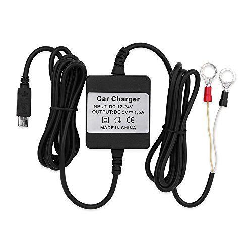 Tkstar Tkmars Gps Tracker For Vehicles Car Battery Charger Mini Usb Hard Wired Car Charger Device 12 24v For Gps Tracker Tk Series Auto Ladegerat Automobil Usb