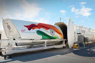 Hyperloop In India Mode Of Transport Transportation Cnn Travel