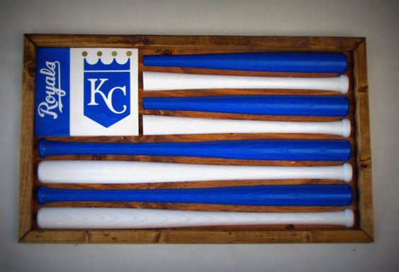 Hey, I found this really awesome Etsy listing at https://www.etsy.com/listing/212666584/kansas-city-royals-baseball-bat-flag
