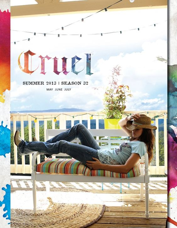 Cruel Summer 2013: Summer 2013, Cruel Summer, Favorites