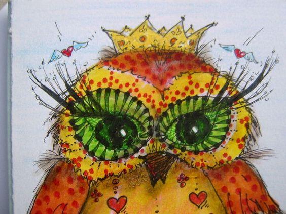 * Queen Valentine, daß kann vielleicht nur eine sein.  Aber wenn dir einer sagt:  Be my Valentine!   dann solltest du für ihn DIE eine sein!*  (zwi