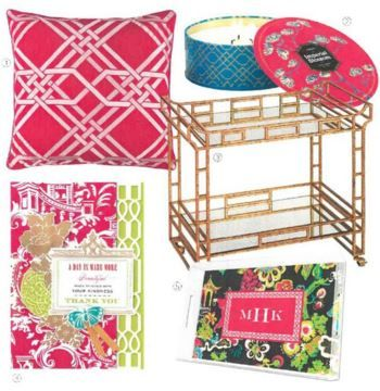 TREND REPORT: Chinoiserie. Pagoda pillow by @Florence Broadhurst Australia for Surya (PAG-002).