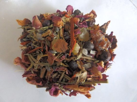 Archangel Michael Herbal Blend Protection by MaidenMotherCrone, $4.25