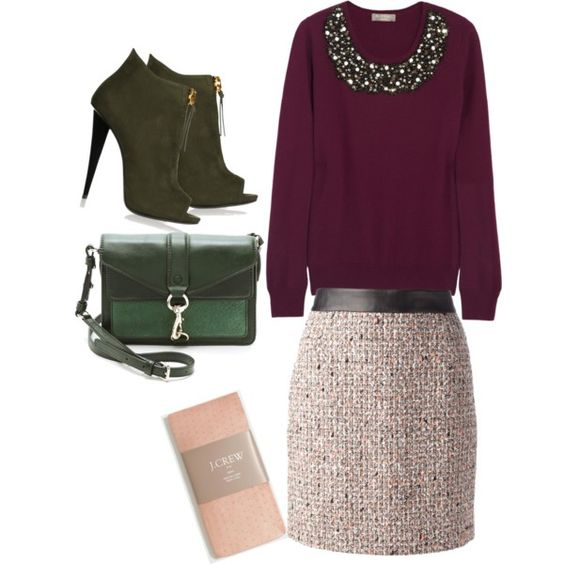 """""""Falling for fall I"""" by hansqueakie on Polyvore"""