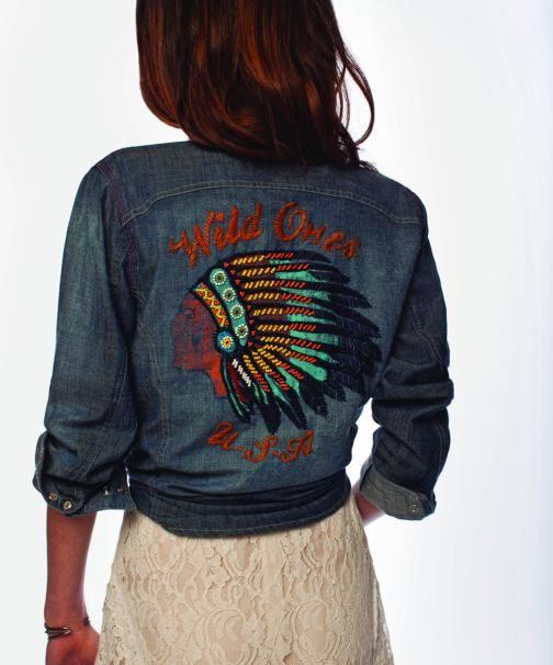 ❥ Big Chief~ DD Ranchwear