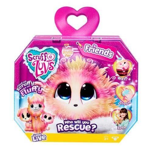 Little Live Scruff A Luvs S3 Tutti Frutti Fur Little Live Pets