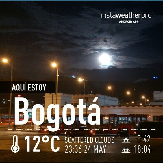 Bogotá!!