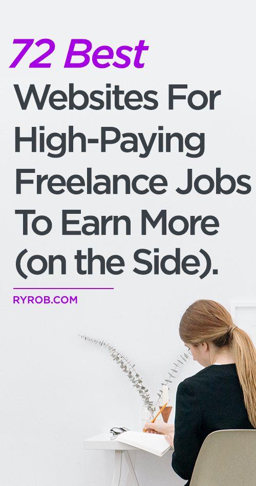 80 Best Freelance Jobs Websites To Get Freelance Work 2021 Freelancing Jobs Freelance Writing Jobs Freelance Work