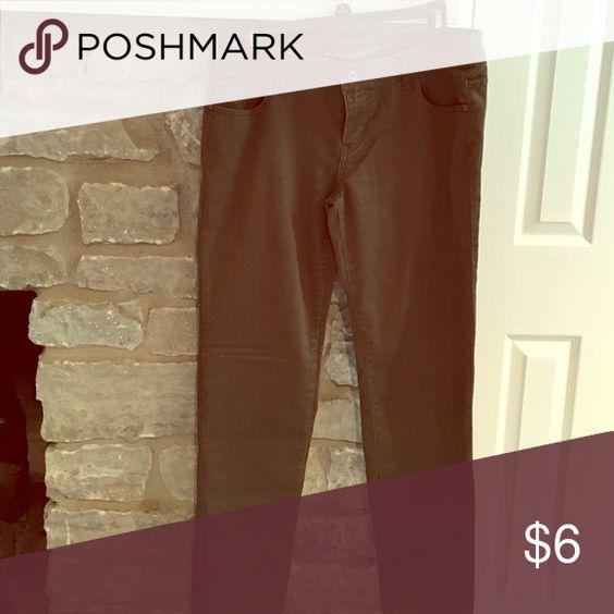Pants Army green pants Celebrity Pink Pants Skinny