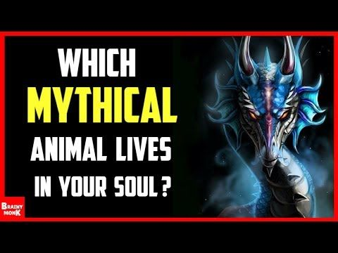 Which Mythical Creature Lives In Your Soul Mythical Animal Quiz Youtube Animal Quiz Mythical Animal Mythical Creatures
