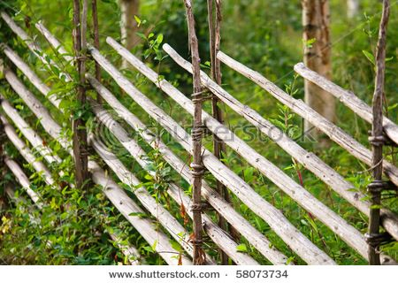Fence rustic ideas for the nest pinterest awesome for Rustic fence ideas