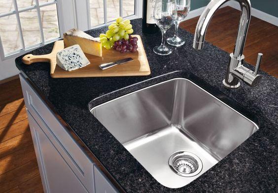 Blanco BLANCOSTELLAR Bar Bowl 441026 $206.50 | Kitchen Sinks | Pinterest |  Bowls, Bar And Sinks