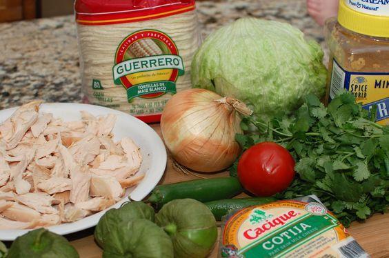 Enchiladas Verdes de Pollo (Authentic Mexican & Super Easy!) - Or so ...