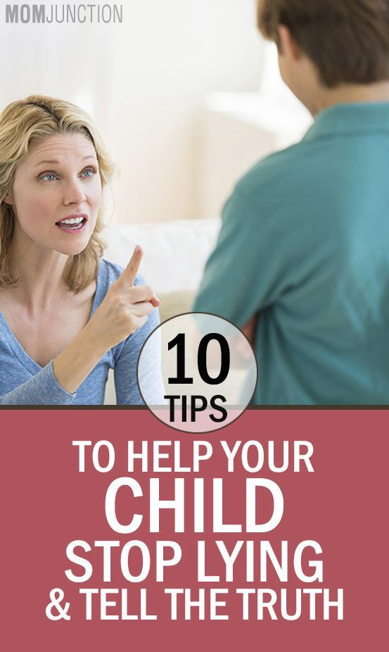 Dealing with a lying child can be tough, but remember, it's you who has to intervene and try to sort out the issue as a parent. Below is a list of simple tips that could help you encourage honesty and other positive values in your kid