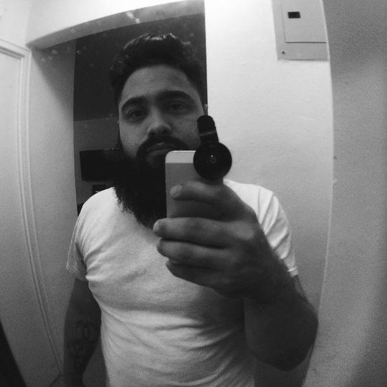 Half man half beard //