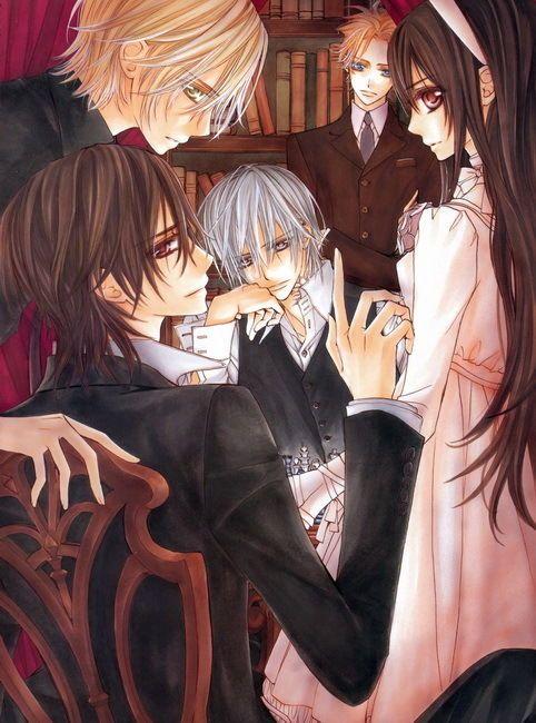 7 99 Aud 63 Vampire Knight Yuki Japan Anime Art 14 X19 Poster Ebay Collectibles Vampire Knight Yuki Vampire Knight Manga Vampire Knight Kaname