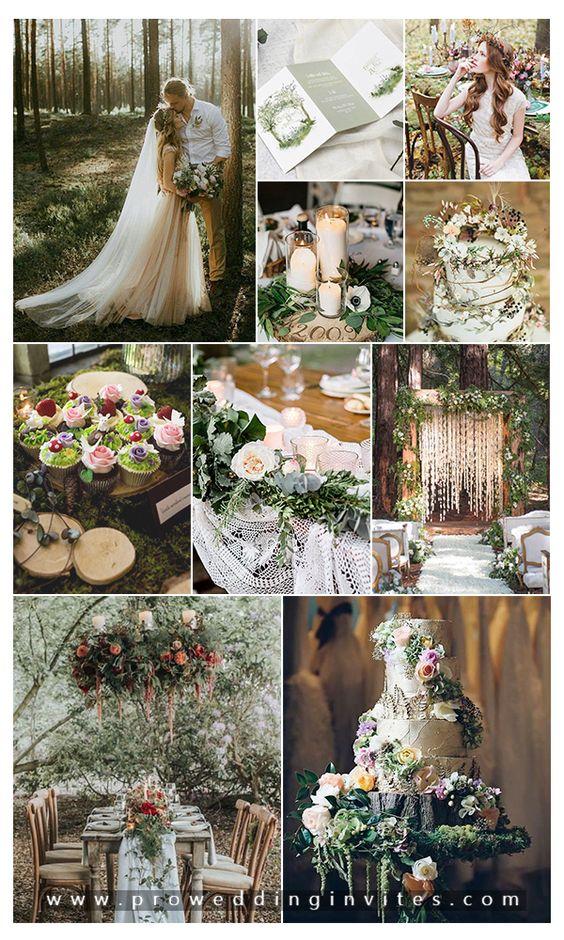 Magical Fairy Tale Wedding Decoration Ideas