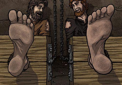 Paulo E Silas Na Prisao Estudo Sobre Essa Passagem Biblica Com
