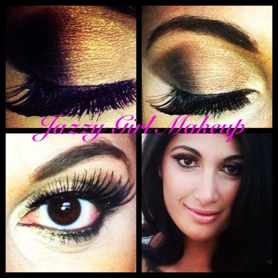 My Makeup Art- Jazzy Girl Makeup